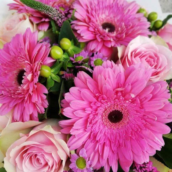 Букет из роз и гербер лимассол